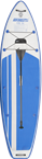 "Hybrid 9'6"" SUP Inflatable Stand-Up Paddleboard"