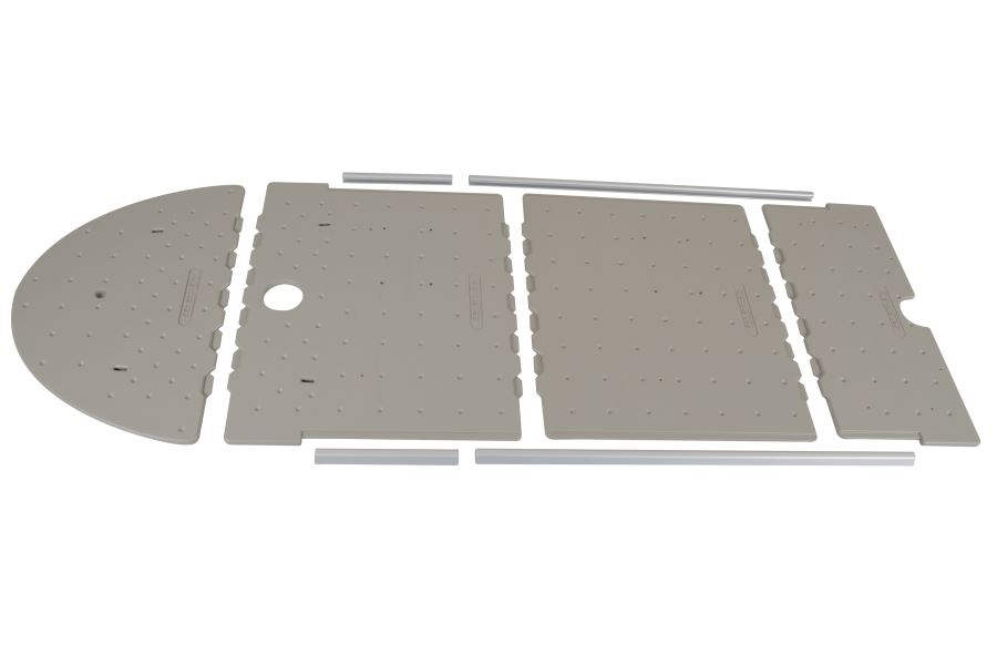 Plastic Floorboard Kit 126sr