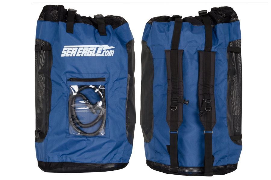 All Purpose BACKPACK BLUE