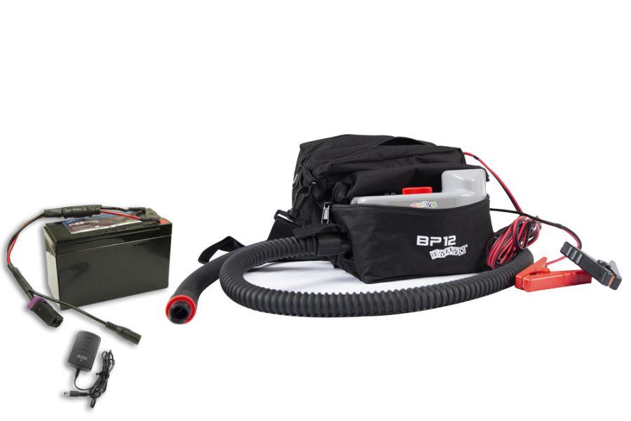 BP12 Pump w/ Battery Kit