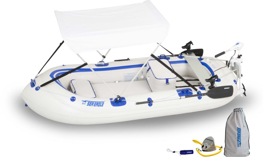 Canopy-smaller boat