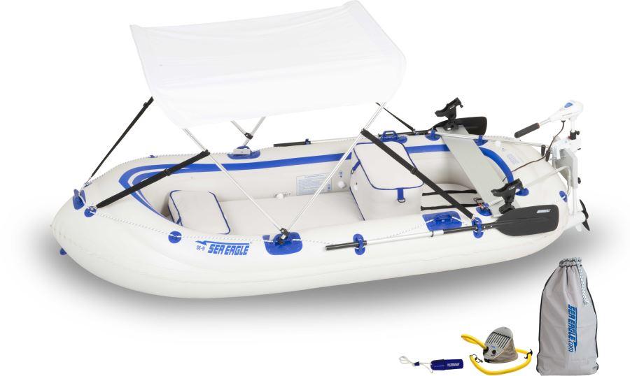 Canopy-smaller boat