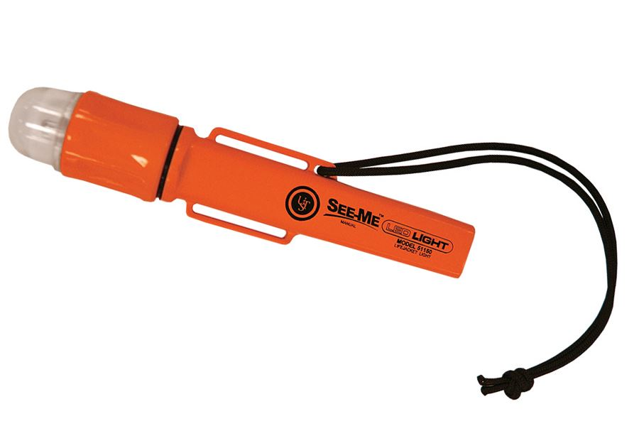 Safety Light for PFD
