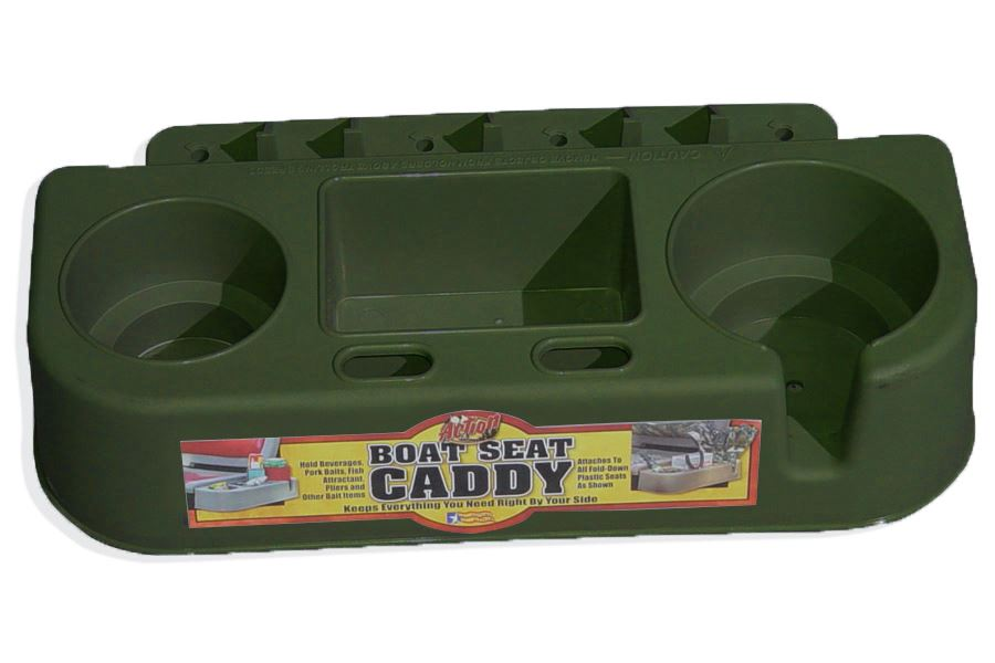 Seat Caddy Green