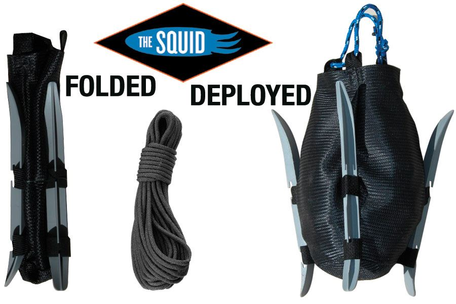 Squid Anchor Kit