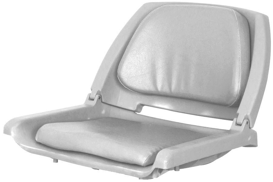 Gray Swivel Seat