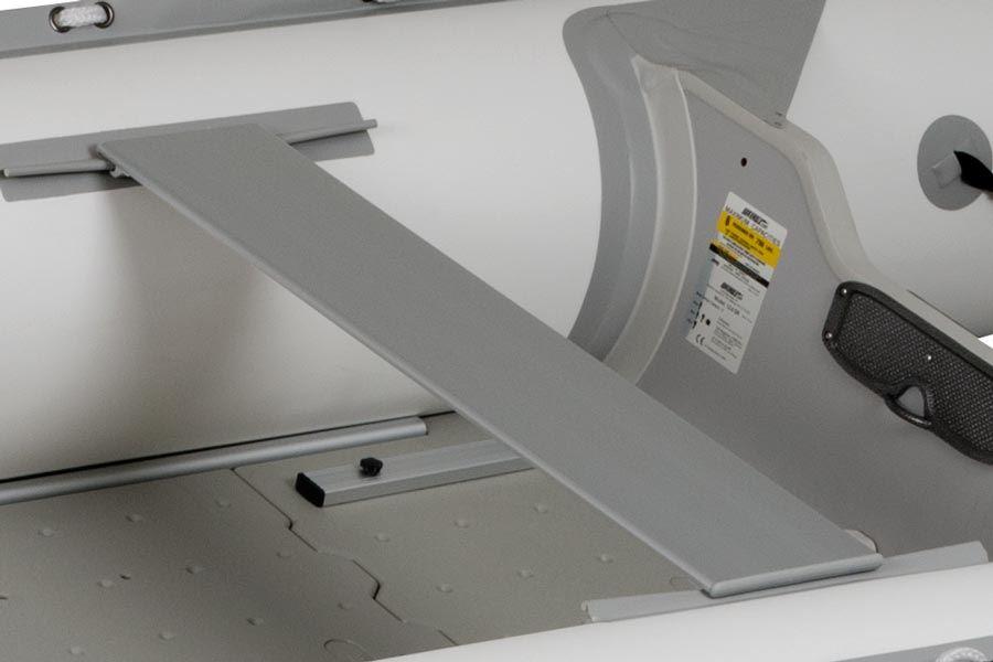 Aluminum Bench Seat