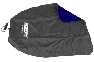 Waterproof Kayak Blanket - Blue