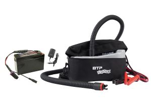 BTP Two Stage Electric Turbo Pump w/ Battery
