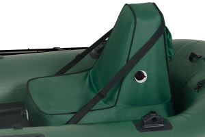 Deluxe Fishing/Camping Seat -Green