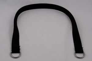 Double Ended D-ring Floor Strap