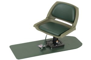 Green Swivel Seat Kit
