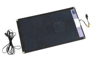 45W Flexible Solar Panel with built-in Integrated PowerBoost Charge Controller