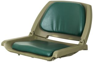 Two Green Swivel Seats