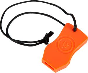 Life Jacket Whistle with Lanyard