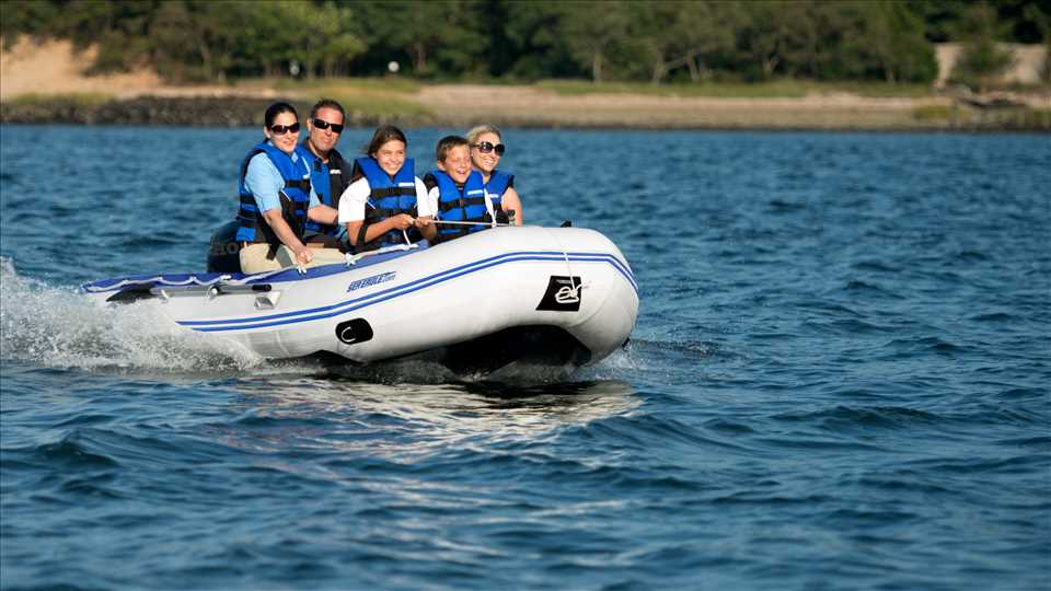 Sea Eagle 12 6sr 6 person Inflatable Boat  Package Prices