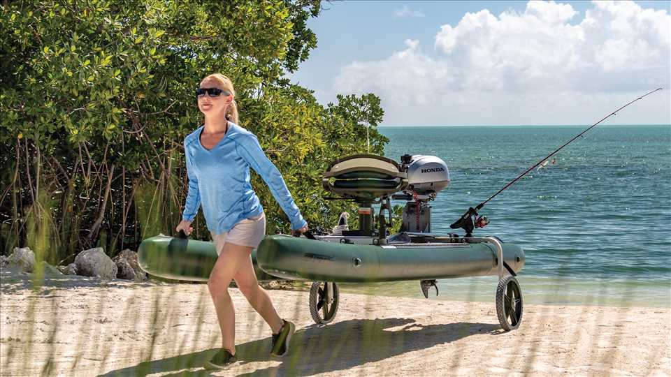 INFLATABLE KAYAK FISHING /& FREE REEL ROD INFLATABLE DINGHY INFLATABLE CANOE ROD