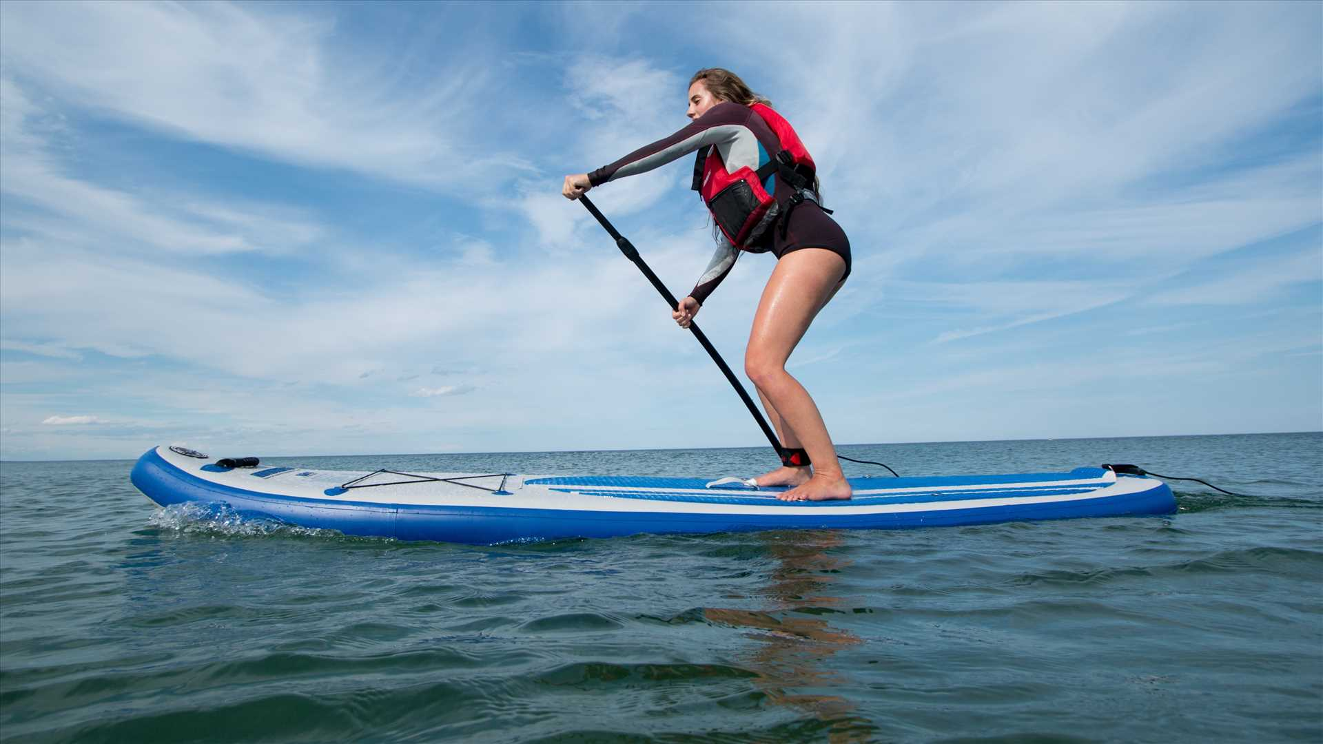 Sea Eagle Lb11 1 Person Inflatable Stand Up Paddleboards