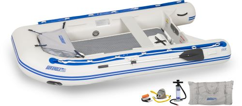 10.6sr Drop Stitch Deluxe Inflatable Boats Package
