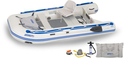 10.6sr Drop Stitch Swivel Seat Inflatable Boat Package