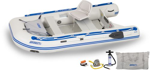 10.6sr Swivel Seat Inflatable Boat Package