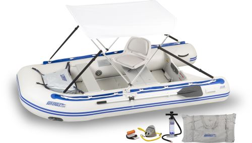 10.6sr Swivel Seat & Canopy Inflatable Boat Package