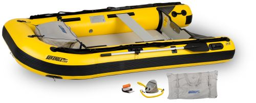 10.6sry Drop Stitch Deluxe Inflatable Boat Package