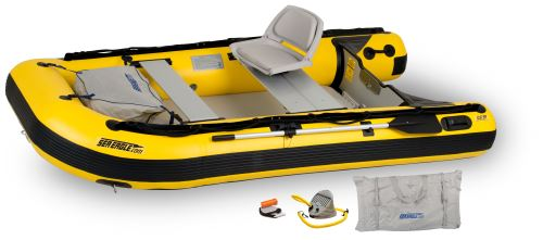 10.6sry Drop Stitch Swivel Seat Inflatable Boat Package