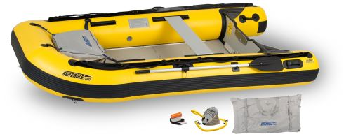 10.6sry Deluxe Inflatable Boat Package