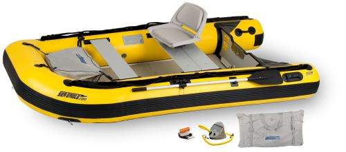 10.6sry Swivel Seat Inflatable Boat Package