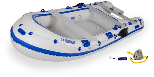 124smb Fisherman's Dream Inflatable Boat Package