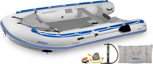 12.6sr Drop Stitch Deluxe Inflatable Boat Package