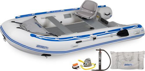12.6sr Drop Stitch Swivel Seat Inflatable Boat Package