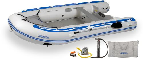 12.6sr Deluxe Inflatable Boat Package