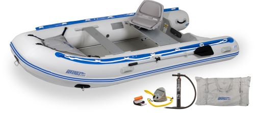 12.6sr Swivel Seat Inflatable Boat Package