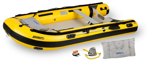 12.6sry Drop Stitch Deluxe Inflatable Boat Package