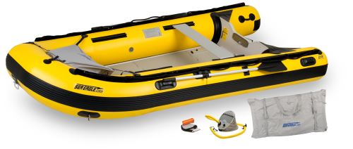 12.6sry Deluxe Inflatable Boat Package