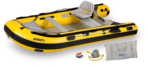 12.6sry Swivel Seat Inflatable Boat Package