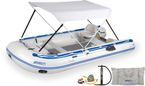 Sea Eagle 14sr 7 person Inflatable Boat  Package Prices