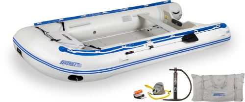 14sr Deluxe Inflatable Boat Package