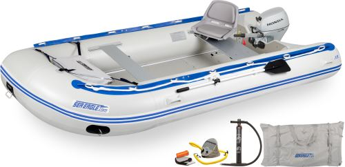 14sr Swivel Seat Honda Motor Inflatable Boats Package
