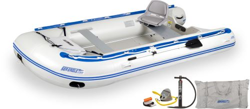 14sr Swivel Seat Inflatable Boat Package