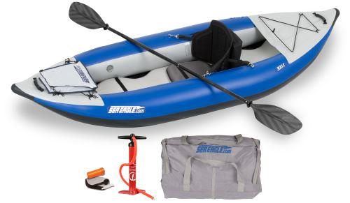 300x Pro Kayak Inflatable Kayak Package