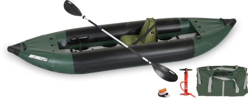 350fx Deluxe Solo Inflatable Fishing Boats Package