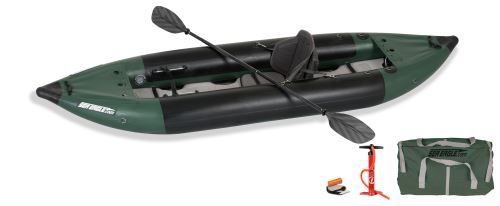 350fx Pro Solo Inflatable Fishing Boats Package