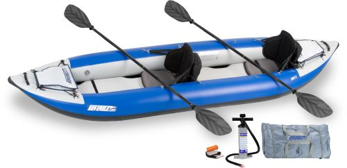 380x Pro Kayak Inflatable Kayak Package
