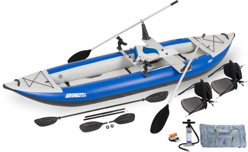 380x QuikRow? Inflatable Kayaks and Canoes Package