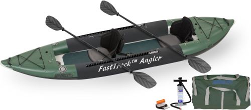 385fta Pro Angler Inflatable Fishing Boats Package