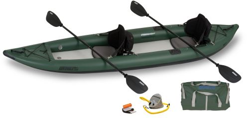 385ftg Pro Inflatable Kayak Package