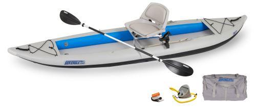 385ft Kayak Fishing